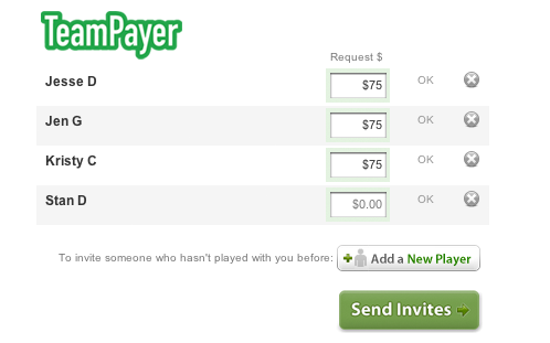 Make money with TeamPayer
