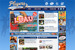 Players Sports Leagues